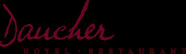 Logo von Hotel-Restaurant Daucher KG